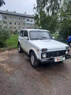 Саранск 4x4 2121 Нива 2003