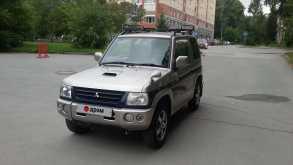 Новосибирск Pajero Mini 2003