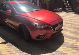 Кисловодск Mazda3 2017