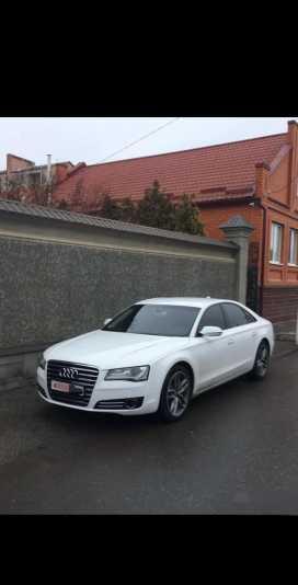 Моздок Audi A8 2011