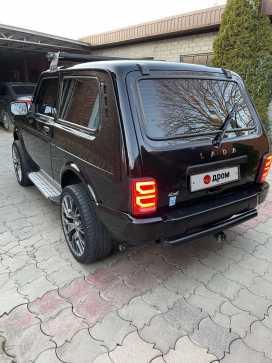 Краснодар 4x4 2121 Нива 2018