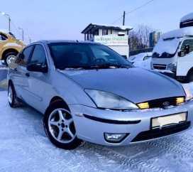 Петрозаводск Ford Focus 2002