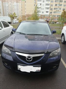 Краснодар Mazda3 2008