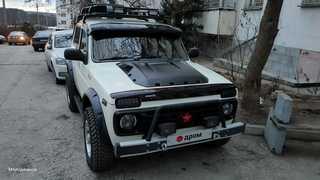 Симферополь 4x4 2121 Нива 1998