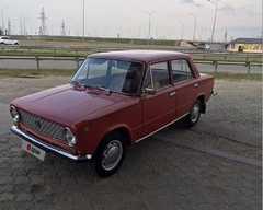 Махачкала 2101 1985