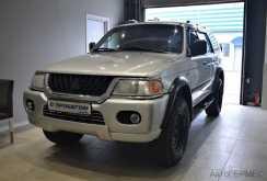 Москва Montero Sport 2002