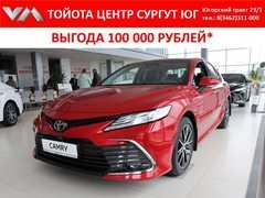 Сургут Toyota Camry 2021