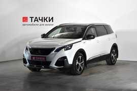 Иркутск Peugeot 5008 2018
