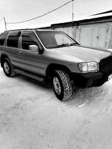 Усть-Илимск Terrano 2001