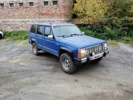 Челябинск Cherokee 1990