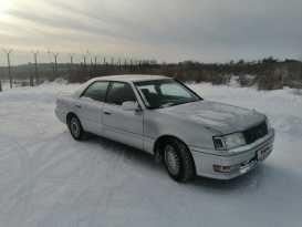 Москва Toyota Crown 1997