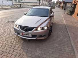 Барнаул Mazda Atenza 2003