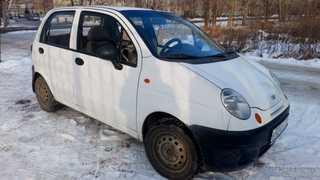 Барнаул Matiz 2012