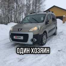 Барнаул Partner Tepee 2011