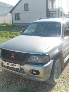Гостагаевская Montero Sport 2000
