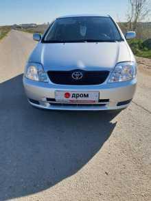 Жуковский Corolla 2003