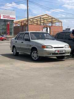 Томск 2115 Самара 2005