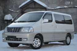 Новосибирск Grand Hiace 2000