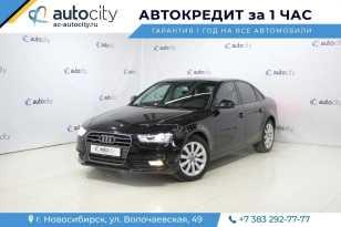 Новосибирск A4 2013