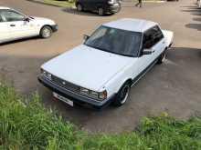 Красноярск Cresta 1985