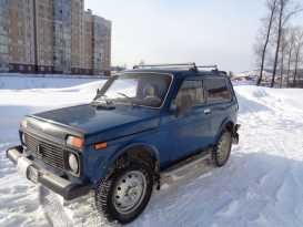 Горно-Алтайск 4x4 2121 Нива 2006