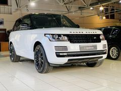 Москва Range Rover 2014