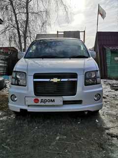 Якутск Chevrolet MW 2008
