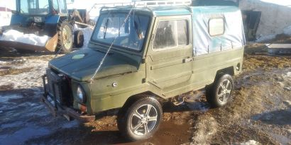 ЛуАЗ-969 1988