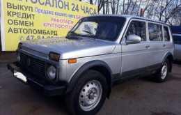 Ижевск 4x4 2131 Нива 2002