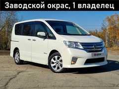Иркутск Nissan Serena 2013