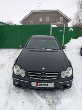 Москва CLK-Class 2002