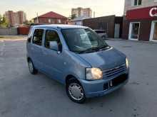 Новосибирск Wagon R 2001