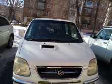 Абаза Wagon R Plus 2000