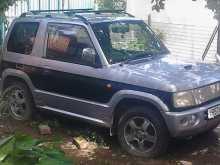 Краснодар Pajero Mini 2007