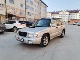 Новосибирск Forester 2000