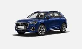 Екатеринбург Audi Q3 2021