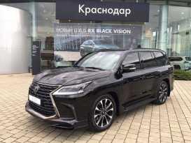 Краснодар LX570 2020