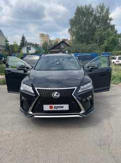 Омск Lexus RX300 2018