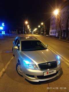 Иркутск Octavia 2012