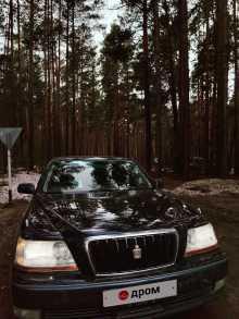 Новосибирск Crown Majesta 2001