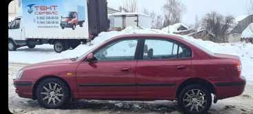 Казань Elantra 2006