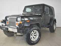Калуга Jeep Wrangler 1992