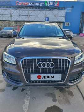 Москва Audi Q5 2014