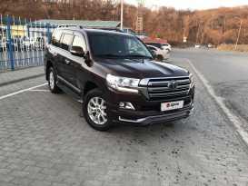 Владивосток Land Cruiser 2016