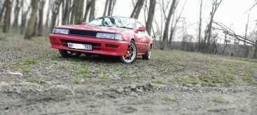 Кореновск Corolla Levin 1989