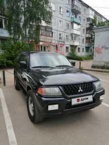 Краснодар Montero Sport 2000