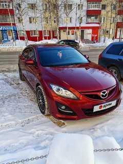 Излучинск Mazda6 2011