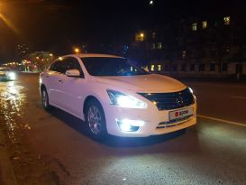 Комсомольск-на-Амуре Nissan Teana 2014