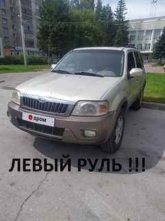 Новосибирск Escape 2002