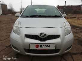 Советская Гавань Toyota Vitz 2010